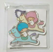 Little Twin Stars Strawberry Newspaper Ornament Charm Appendix SANRIO Cu... - $14.96