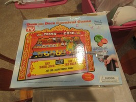 Dunk The Duck , Carnival Game , Battery Operated , Vintage - $35.00