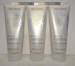 Three pack: Nu Skin Nuskin ageLOC LumiSpa Treatment Cleanser Gel Sensiti... - $111.00
