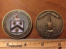 Howes Medal - coat of arms / keepsake - $15.00
