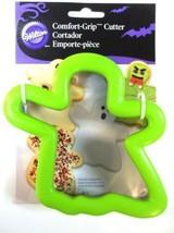 Ghost Comfort Grip Cookie Cutter Wilton Green - $5.18 CAD