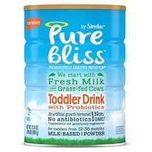 Pure Bliss by Similac Toddler Drink with Probiotics, Starts with Fresh M... - $180.06