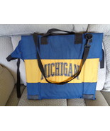 Michigan Wolverines Stadium Seat Padded Comfort for Sitting - $29.99