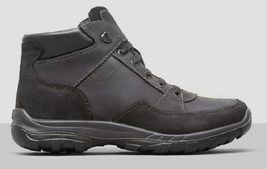 Kenneth Cole Reaction Men's Stair Lift Lace-Up Boot,Black, Size 10 Med,MSRP $130 - $59.39