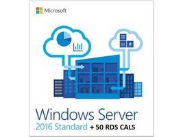 Microsoft Windows Server 2016 Standard with 24 ... - $400.00