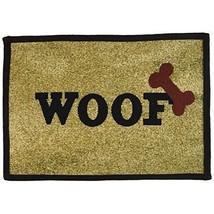 Mat Rug Carpet SMITH Woof and Bone Mats Doormats Floor Bath Bedroom Home... - $21.51