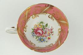 Paragon Tea Cup Fine Bone China Pink Rose Flower E104D - $49.47