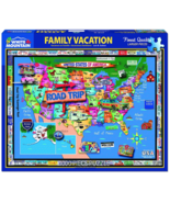 White Mountain Family Vacation 1000 Piece Puzzle - $19.99