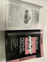 1997 Toyota T100 T-100 Camion Servizio Shop Riparazione Officina Manuale... - $138.54