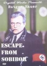 Escape from Sobibor Dvd image 1