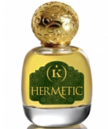 HERMETIC by KEMI 5ml Travel Spray Peach Pepper Oud Caramel Perfume EXCLU... - $50.00