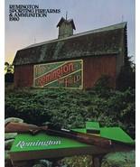 ORIGINAL Vintage 1980 Remington Firearms Ammunition Catalog - $18.55