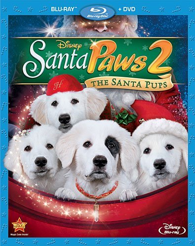 Santa Paws 2: The Santa Pups [Blu-ray +DVD]