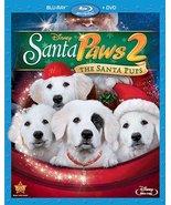 Santa Paws 2: The Santa Pups [Blu-ray +DVD] - $3.95