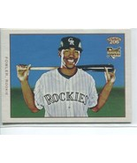 DEXTER FOWLER RC 2009 Topps 206 #153 Colorado Rockies Baseball Sports Cards - $1.99