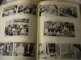 1954 Union Endicott High School Yearbook - Thesaurus image 8
