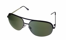 Timberland Mens Sunglass Black Metal Aviator,Smoke Lens TB7130 8N - $17.99