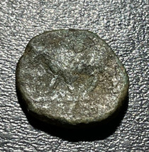 Mysia Miletopolis 400-300 BC AE 12mm 1.8g Apollo & Bull Ancient Greek Coin - $26.73