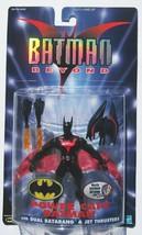 Rare 1999 Batman Beyond POWER CAPE BATMAN Action Figure NEW Sealed Great... - $46.43