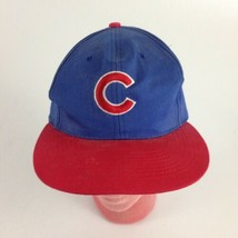 Chicago Cubs Classic Style Baseball Cap Hat Adjustable MLB Genuine Merchandise - $12.19