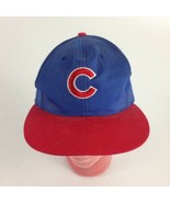 Chicago Cubs Classic Style Baseball Cap Hat Adjustable MLB Genuine Merch... - $12.19