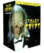 Tales from the Crypt: The Complete Series Seasons 1-7(DVD, 2017, 20-Disc... - $35.89