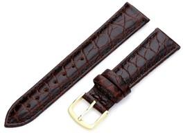 Hadley-Roma Women's LSL717RA 100 Genuine Leather Strap Watchband Br... SHIPSFREE - $11.70