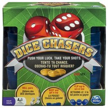 Dice Chasers Board Game - $12.86