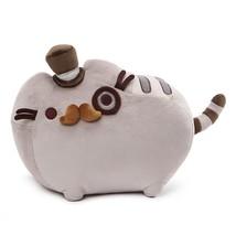 "Gund Pu Fancy Cat Plush Stuffed Animal, Gray, 12.5"" - $42.99"