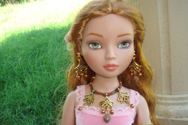 "Tonner Ellowyne Evangeline Quarter BJD MSD #108 16"" Doll Jewelry Set  - $18.99"