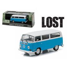1971 Volkswagen Type 2 T2B Dharma Van Lost TV Series (2004-2010) 1/43  D... - $28.71