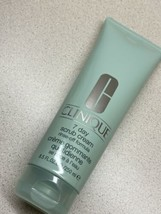 Clinique 7 Day Scub Cream Rinse-Off Formula 8.5 Fl. Oz. Jumbo Size - $29.69