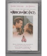 Barbra Streisand The Mirror Has Two Faces Soundtrack 1996 Cassette (Sealed) - $7.80