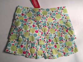 Gymboree Candy Apple Skort 6 Plus New with tags - $13.82