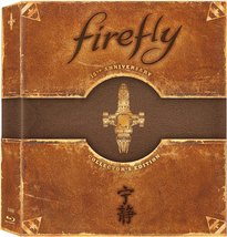 Firefly Complete Series: 15th Anniversary [Blu-ray]