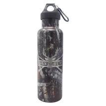 Born to Hunt -Laser Engraved 21 oz Camouflage Double Steel Wall Insulate... - $22.46
