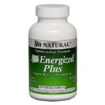 Sta-Energized Plus - 120 Vegetable Capsules - 4 Bottles - $231.98