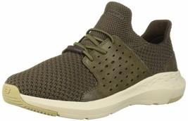 Skechers Men's PARSON-TODRICK Sneaker Brown 10 M Us 65828 - $41.87
