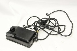 1930's Singer Portable Sewing Machine Foot PEDAL Cords PARTS - $48.99