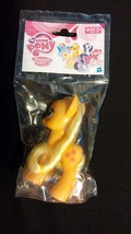 My Little Pony Applejack Orange Horse w/ Yellow Hair - $7.00