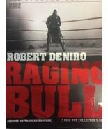 Raging Bull Classic DVD Package - £5.19 GBP