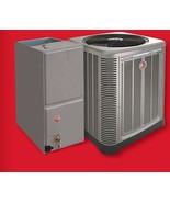 5 TON CENTRAL AIR CONDITIONING CONDENSING UNIT AND EVAPORATOR COIL 410A - $2,890.00
