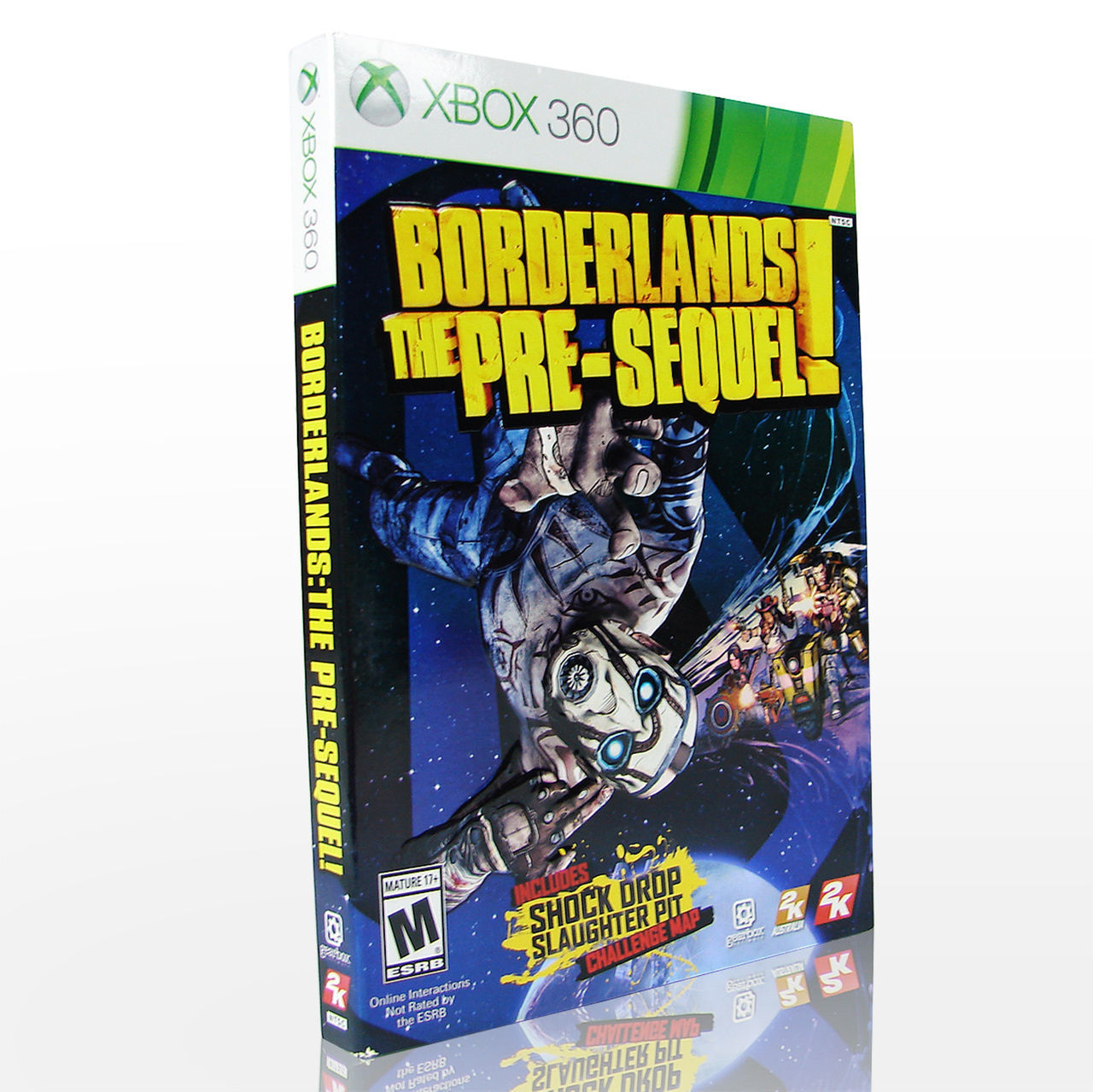 Used, Borderlands: The Pre-Sequel - Xbox 360 for sale  USA