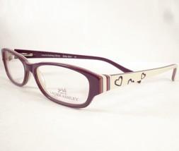 Laura Ashley Girls Silly Girl Plum  Eyeglasses Frames Children - $58.41