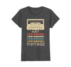 Funny Shirts - Vintage Retro Made In May 2004 14th Birthday Gift 14 yrs ... - $19.95+