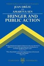 Hunger and Public Action (WIDER Studies in Development Economics) [Paperback] Dr image 1