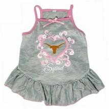 "Texas Longhorns ""Too Cute Squad"" Pet Dress (Choose Sizes) - $18.59"