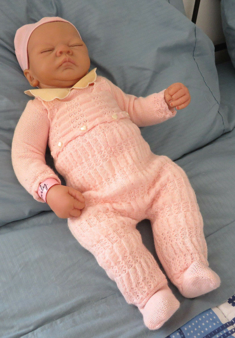 Primary image for Reborn Ashton Drake So Truly Real Doll Welcome Home Baby Emily GIRL COA & Box