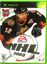 Microsoft Game Nhl 2003 - $3.99