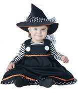Crafty Lil' Witch Costume - Infant - $17.99